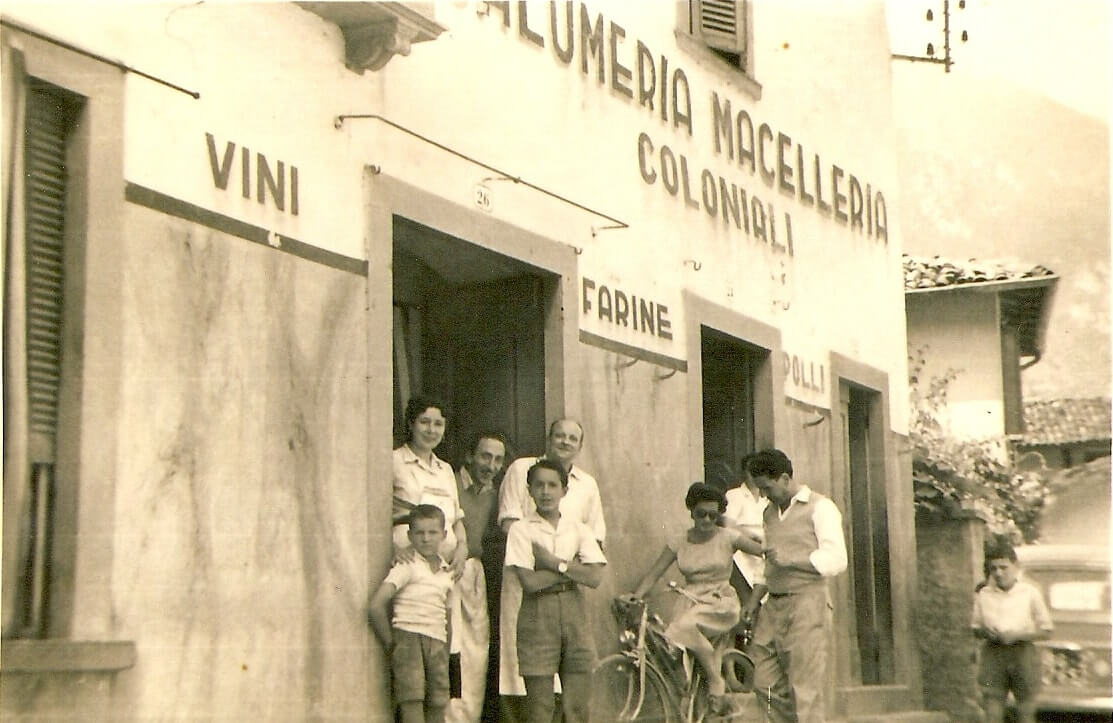 Salumeria Catelli 1941