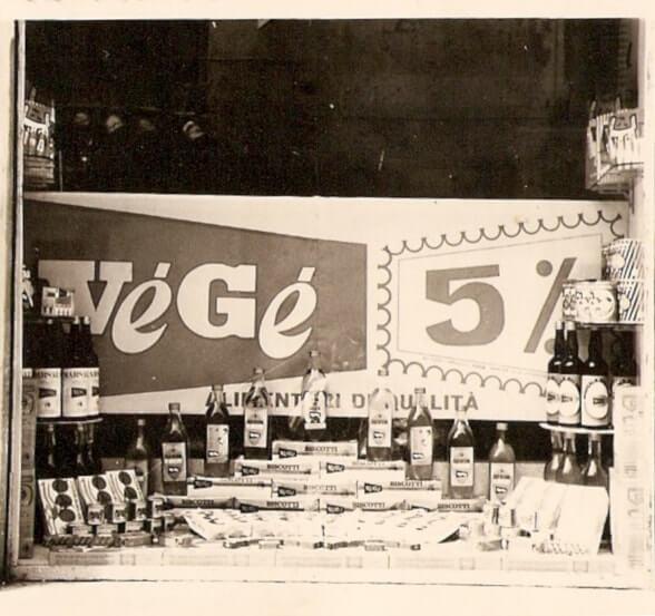 Bonicelli Delicatessen in 1964