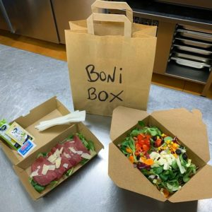 Bonibox business pranzo veloce e sfizioso per ufficio fiere viaggi